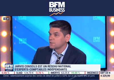 BFM TV Viseeon Joel Pereira
