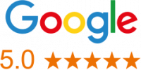Avis 5 étoiles Google